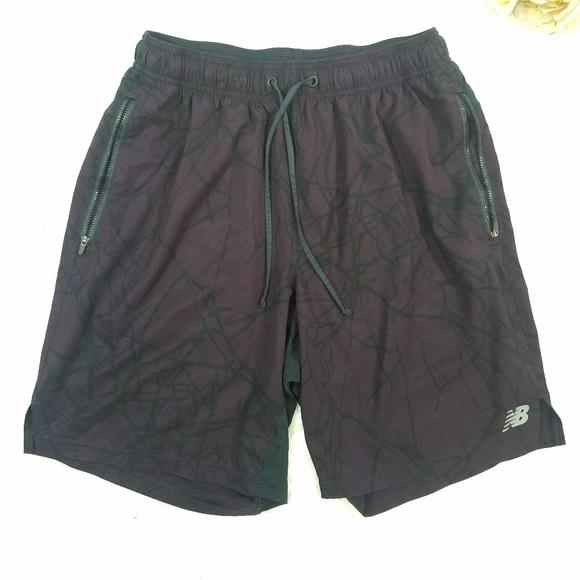 c007b6b340add New Balance Athletic Zipper Pocket Shorts. M_5bba7c84035cf1008bb9295d